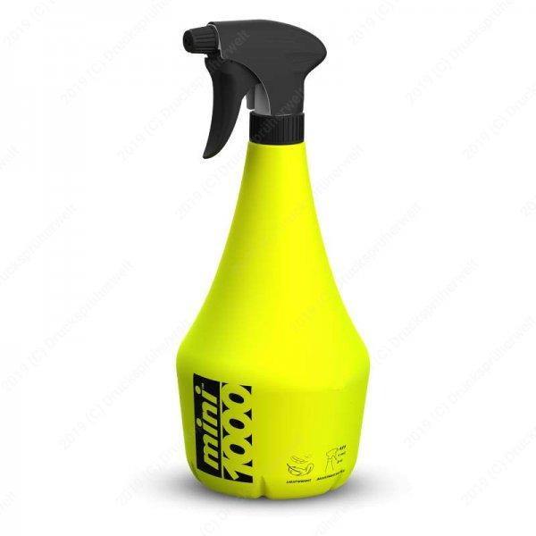 MINI 1000 Pumpflasche 1000 ml Tank mit verstellbarer Düse