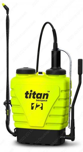 P12v Rückensprüher Titan 12l