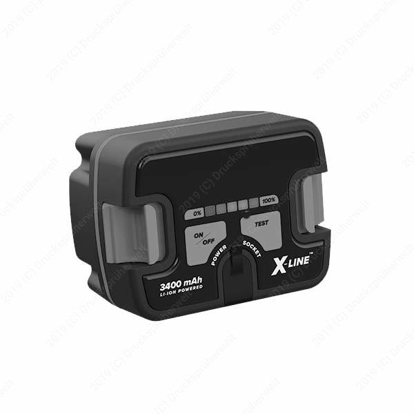 Li-ion Akku für FX-/VX- Akku-Drucksprüher der ALKA-Line Serie