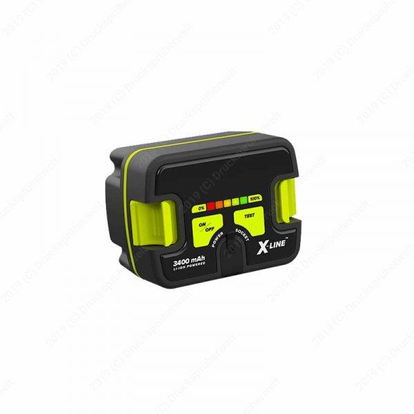Li-ion Akku für alle Akku Drucksprüher der X-LINE Serie