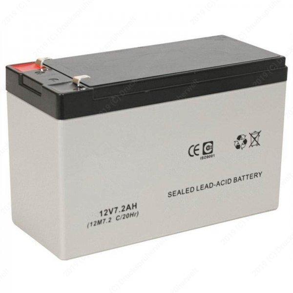 Ersatz GEL-Akku 12V für RX12/VX20 Akku Drucksprüher