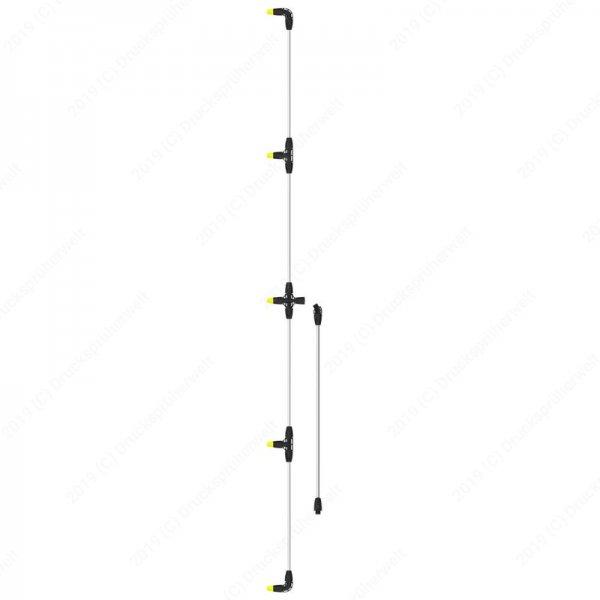 Sprüharm 5-strahlig mit 1,50 m Sprühbreite